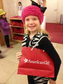 American Girl!