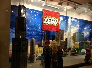 Lego Store Feb 2013