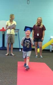 Jackson's Preschool Graduation